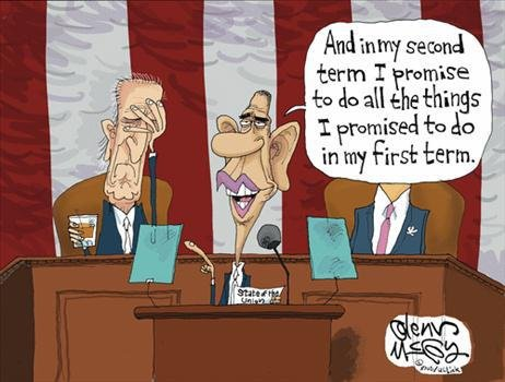 New, old promises